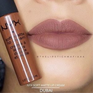 FULL SIZE NYX Soft Matte Lip Creme in Dubai